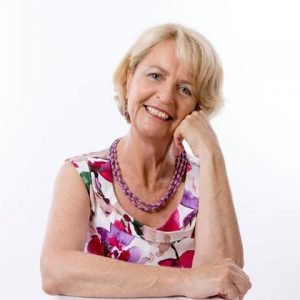 Kim Wright, committee member of Mosman Chamber