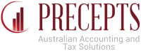 Precepts Accounting logo