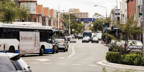 traffic and parking in mosman